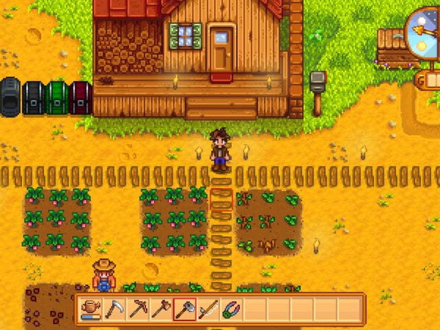In Stardew Valley, Ignorance Can Be Bliss