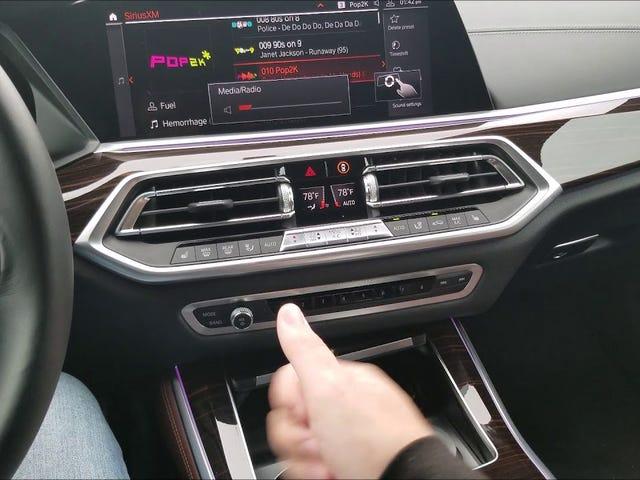 BMW's Tony Stark Like Gesture Control