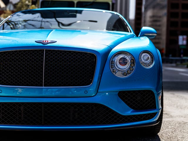 What Do You Want To Know About The 2017 Bentley Continental GT?