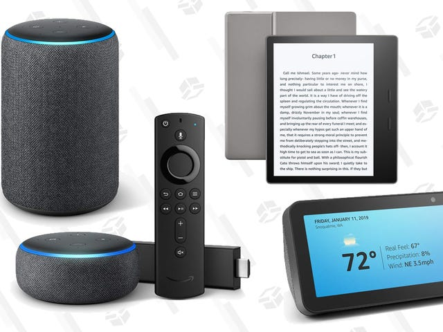 Save Big on Echo Devices During Amazon's Back to School Sale