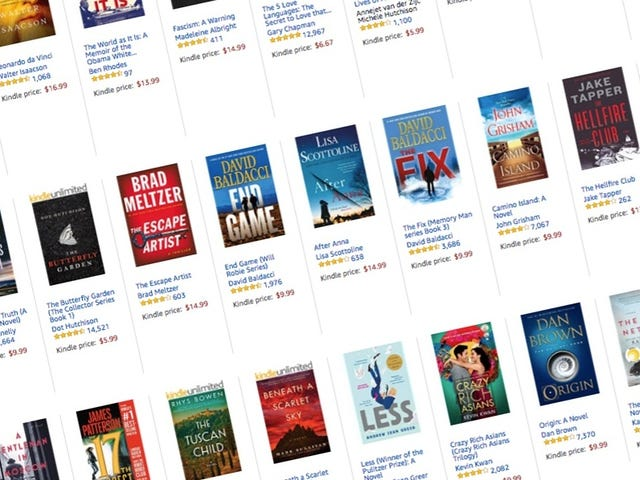 Here Are Three Ways To Save On Kindle Books