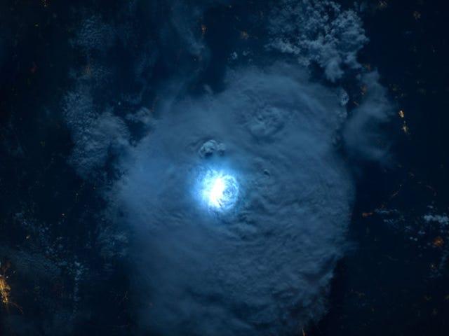 Das schärfste Weltraumvideo aller Zeiten