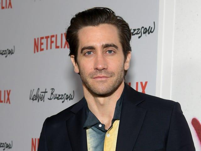 Jake Gyllenhaal Needs to Relax