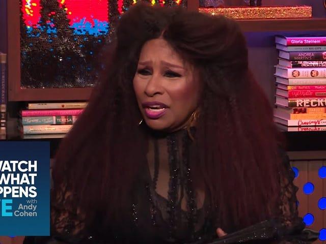 Si Chaka Khan avait entendu le dernier échantillon de sa chanson de Kanye West, elle aurait dit «non, l'enfer»