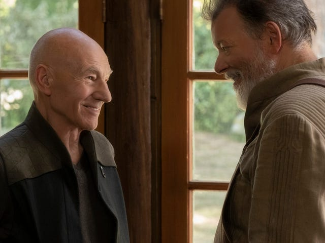 Star Trek: Picard is so much more than a hero's homecoming