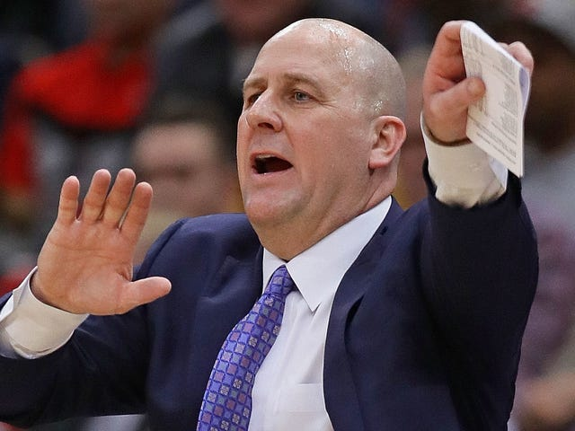Bulls Rudely Mocked For Jim Boylen's Practice Schedule Following Another Ugly Loss