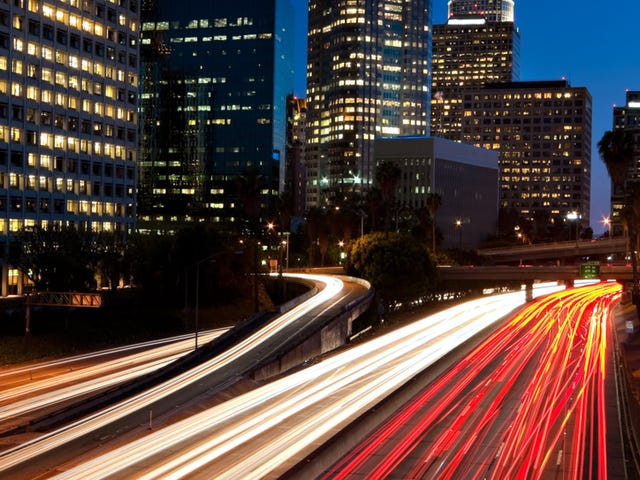 America's Transportation System Could Be Terrifying By 2045, Feds Say