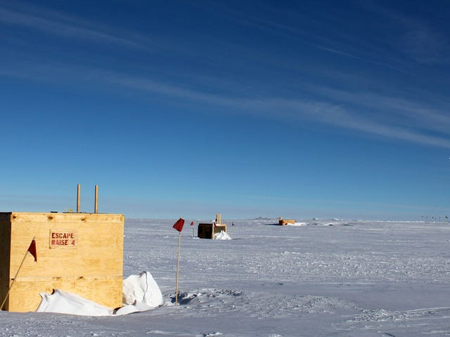 Forskare vägde jorden med hjälp av spökliga partiklar från rymden