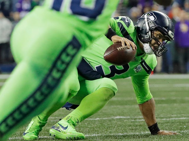 Russell Wilson, What, And Why, And What