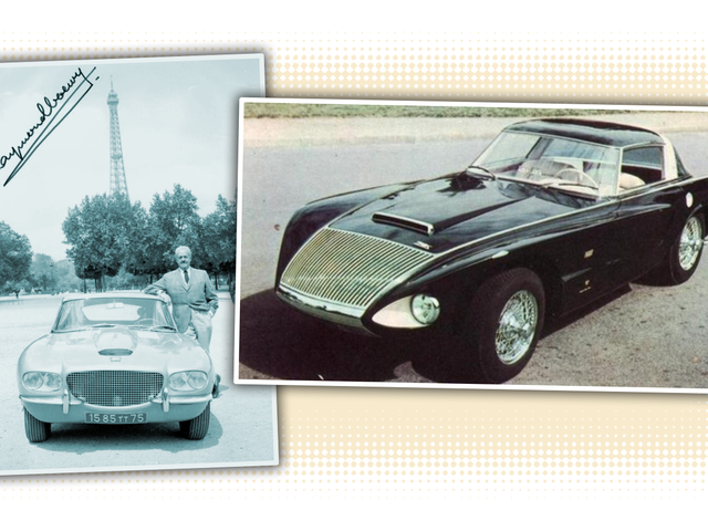 Let's Be Honest: Famous Designer Raymond Loewy Did Some Wonderfully Terrible Things To Jaguars