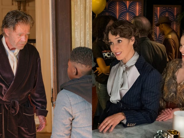 Shameless and The L Word: Generation Q sign off for the season