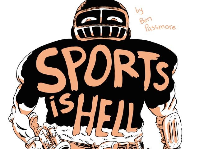 Sports Is Hell is an incendiary takedown of toxic fan culture