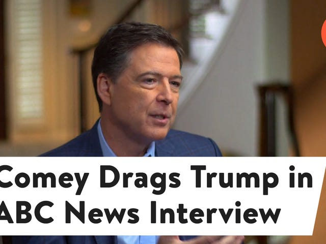 Here Are Some of the Most Insulting Things James Comey Said About Donald Trump