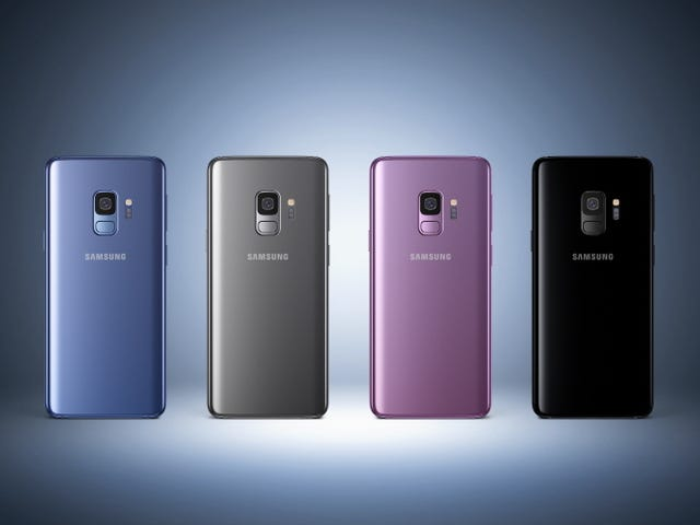 The Best Way to Buy the Galaxy S9 Is Straight From Samsung