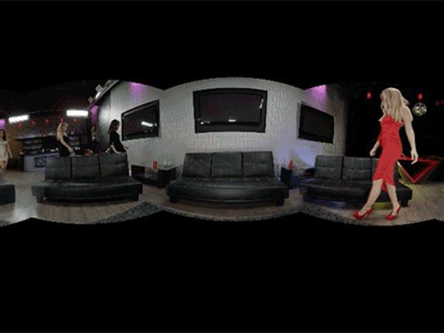 L'Insane Camera Rig viene utilizzato per sparare a 360 gradi Oculus Porn