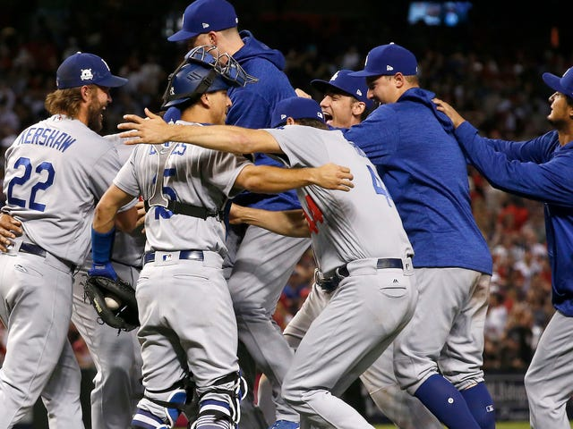 The Dodgers Are Going To The NLCS, But The Diamondbacks Made Sure That They Can't Go Swimming