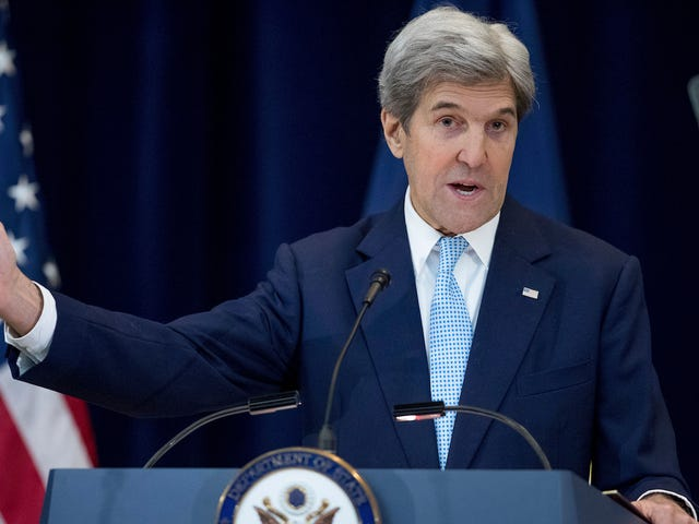 John Kerry Gave a Measured Speech Denouncing Israeli Settlements, Which Went About as Well as You'd Expect