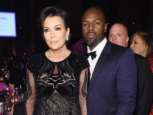 Kris Jenner en Corey Gamble breken op