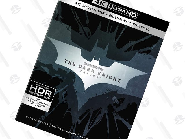 The Dark Knight Rises...Then Falls (In Price)
