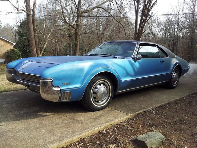 1967 OLDSMOBILE TORONADO FOR SALE!! NPoCP.