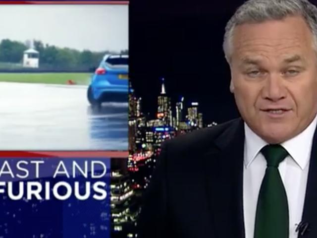 इडियट ऑस्ट्रेलियन न्यूज कॉल्स फोर्ड फोकस RS 'अवैध'