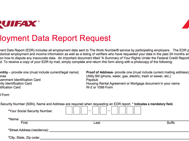 Как проверить (и оспорить) данные о заработной плате, которые собирает на вас Equifax