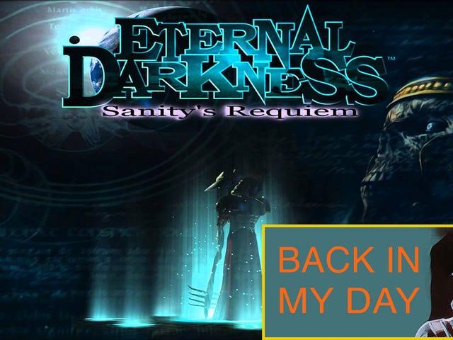 Eternal Darkness: El réquiem de Sanity es el cine interactivo en su mejor momento