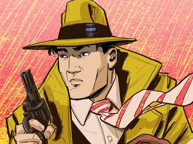 ตำนานนักสืบ Dick Tracy กำลังกลับไปที่การ์ตูน