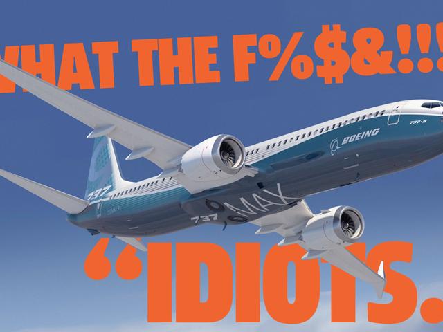 """Boeing llamó a los pilotos indonesios """"idiotas"""" por querer más entrenamiento en el 737 Max antes del choque"""