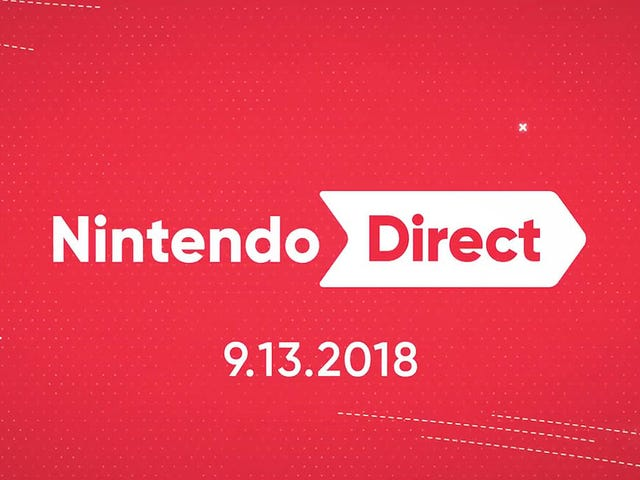 Reacting to the 9/13 Nintendo Direct