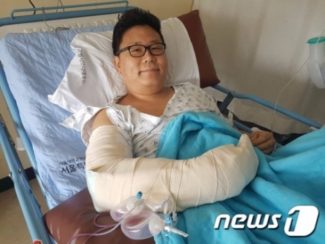 Game Journalist Slashed With A Knife After Stopping An Alleged Attacker