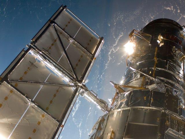 Hubble Space Telescope står overfor flere maskinvareproblemer