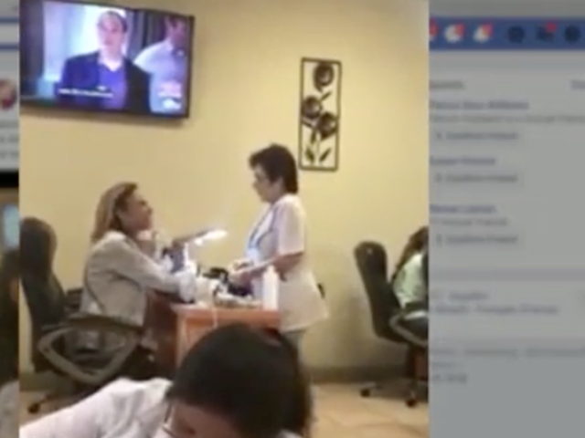 'Your Language Sounds Nasty': Woman Captured on Viral Video Going on Racist Rant at Florida Nail Salon