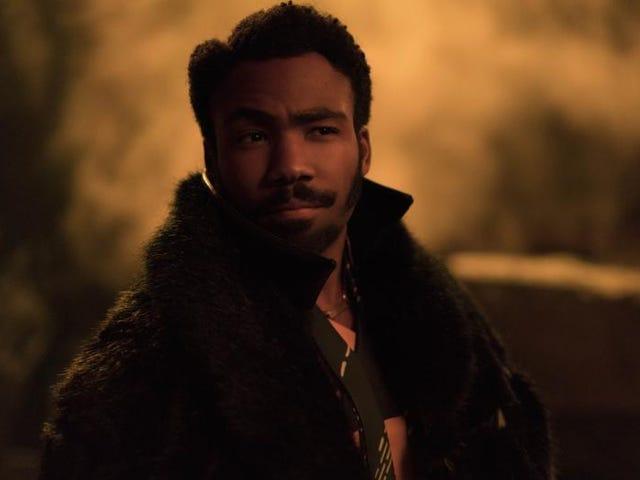 Lando Calrissian Is Pansexual