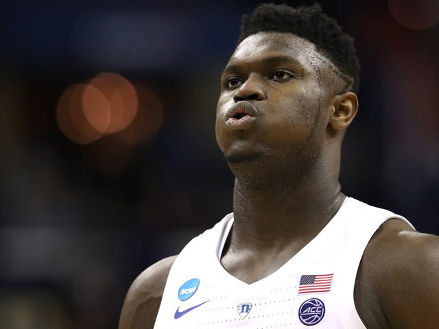 What Will Zion Williamson Put Up His Rookie Year?