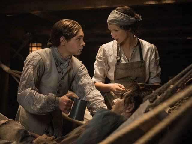 Claire Battles Disease And Jamie Tests Loyalties On This Week's Outlander