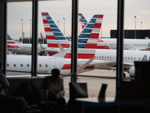 Woman Who Threw a Chair Through a Window at a North Carolina Airport Didn't Even Get Cuffed