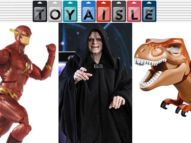 A Very Fancy Emperor Palpatine, and More of the Coolest Toys of the Week