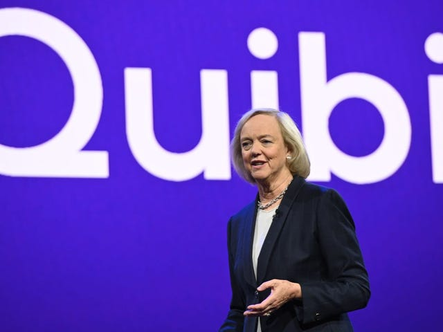 You Still Haven't Heard of Quibi, But Don't Worry, Its CEO Apologized for Calling Journalists Pedos