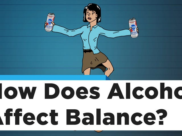 Why Does Getting Drunk Make You Dizzy? [Corrected]