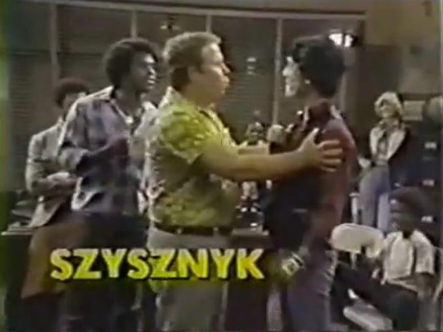 1976-77 год на телевидении