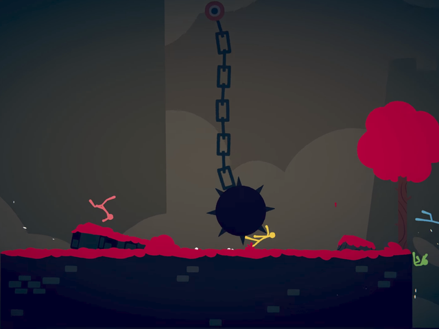 Stick Fight Is A Perfect Game To Play With Non-Gamers