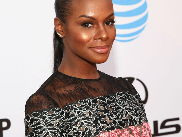Why Tika Sumpter Was So Nervous About Playing Future First Lady Michelle Obama