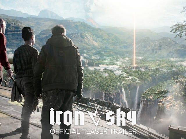Iron Sky 2 - Official teaser trailer