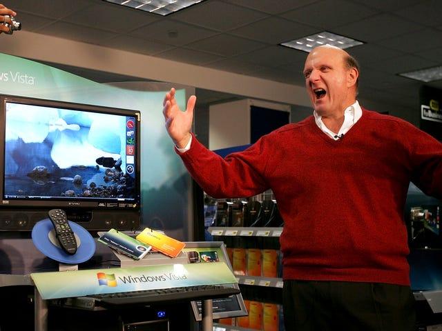 A Not-So-Fond Farewell to Windows Vista