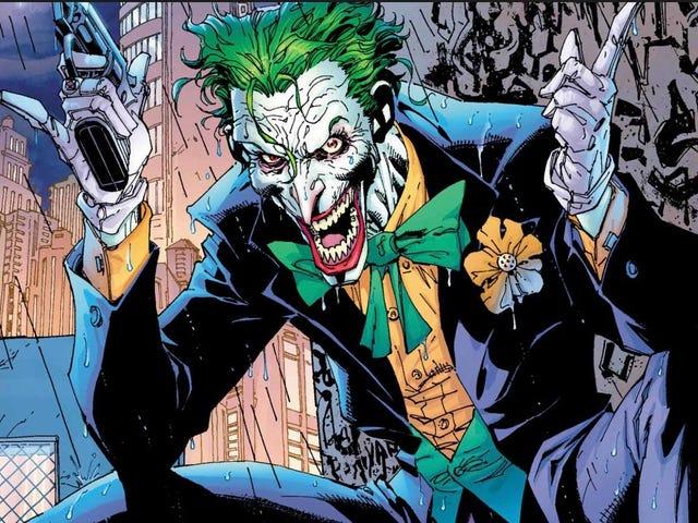The Joaquin Phoenix Joker Movie Is Happening