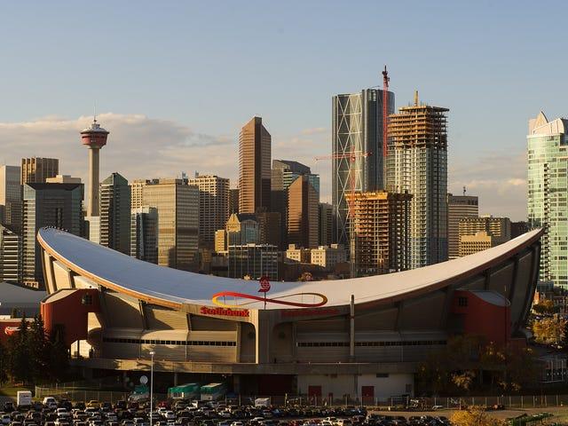 Calgary realmente no quiere dejar que el público diga algo sobre el acuerdo de New Flames Arena