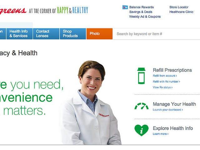 Uusi Walgreens App auttaa naisia hallitsemaan aikojaan ja huora pillereitä