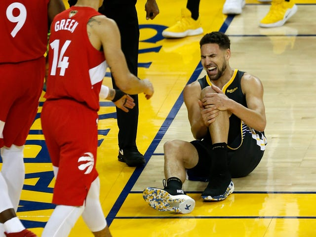 Welp.  Den Golden State Warriors var sjov mens den varede