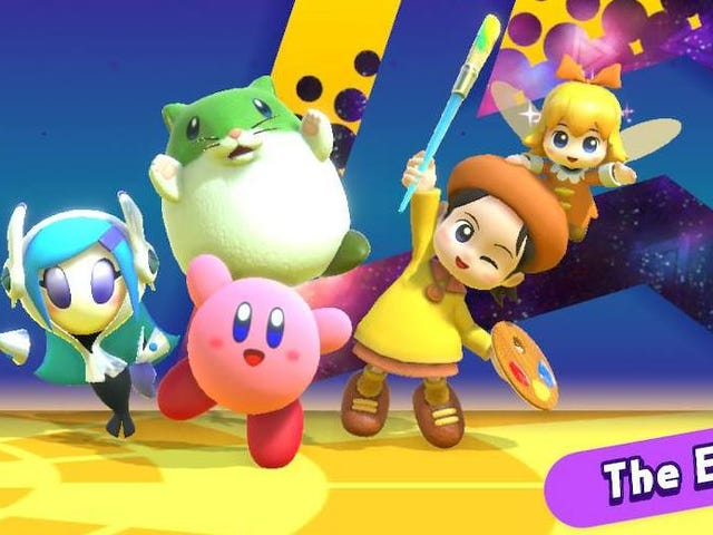 Kirby Star Allies' Developers Explain How They Improved The Game A Lot After Launch